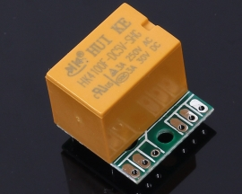 RSW16 Bistable Relay Module Active Relay HK4100 For Electronic Switch 5V