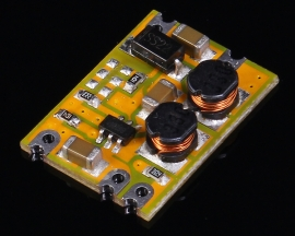 DC to DC Step Up Module Boost Converter Power Supply Module DC 2.5-3.2V to DC 3.3V Fixed Output