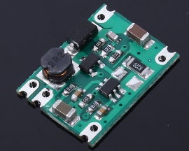DC-DC 2.5-4.8V to 5V 150-600mA Step Up Module Boost Power Supply Fixed Output