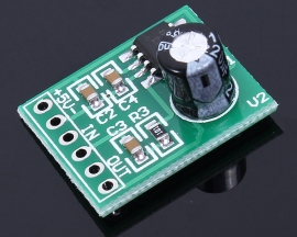 Single Sound Track Amplifier Module Mono XTP8871 5V Digital Amplifier Module