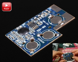 Voice Record Module 20 Seconds 3-4.5V DIY Electronic Gift Cards Single Voice Module