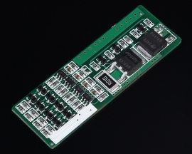 Charging Protection Board PCB For 4pcs Serial 8A Lithium Polymer Battery