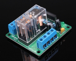 UPC1237 Loudspeaker Protection Board DC Power On Delay Protection 12V
