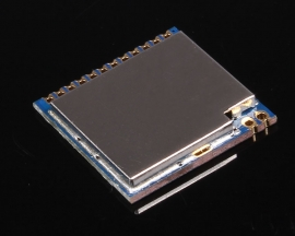 Wireless Transceiver Module 433MHz 1.8-3.6V 20dBm 10mA Frequency Hopping