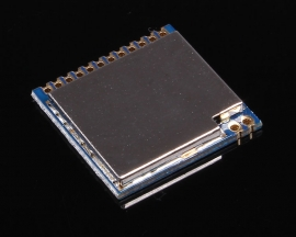 868MHz Wireless Transceiver Module Long-distance SSC LoRa SX1276 20dBm 1.8-3.7V
