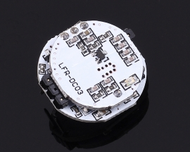 LED Microwave Radar Sensor Switch DC 12-50V MOS Output for Lamp Smart Switch