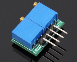 10Hz-10.24kHz Square Wave Signal Source Frequency Duty Cycle Adjustable 2.4V-24V