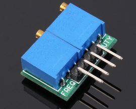 0.2kHz-34kHz Square Wave Signal Source Frequency Duty Cycle Adjustable 2.4V-24V