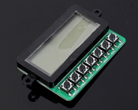 KDT308L DC 3-24V Timing Switch Time Controller Module w/ Keylock