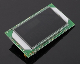 Double-Channel Temperature Display Module DC 10-32V For DIY Module