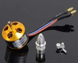 1400KV Brushless Motor A2212 For Toy Airplane Fixed Swing