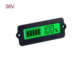 LY6W 36V Electricity Quantity Display External Installation For Lead Acid Battery