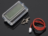 12V Lead Acid Battery Capacity Indicator LCD Digital Display Lithium Battery Meter