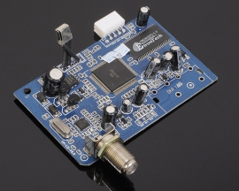 DC Power Supply Satellite Finder Controller Board 3.3V GND 15V 20V