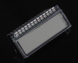 GDC0209 Small Size 4-Bit Display LCD Metal Pin 6 O'Clock 2.5V