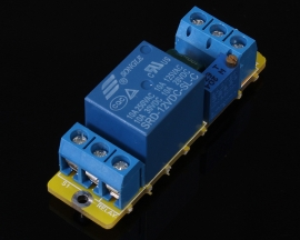 NE555 Single Channel Relay Power On Delay Module For Car Applicance Control