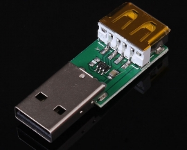 Simple Version Recognition Identification Adapter Current Conversion Interface Board