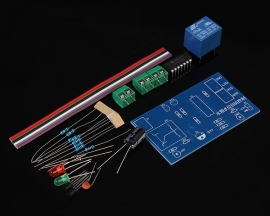 Water Tank Water Liquid Level Automatic Controller Suite DIY Kit for Practical Teaching