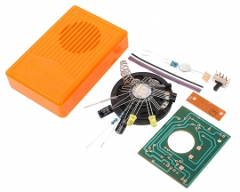 Magnetic Control Flash Alarmer Suite For DIT Kit Electronic Practice Teaching
