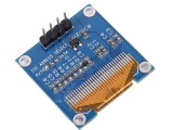 "0.96"" Inch I2C IIC Serial 128X64 Yellow Blue OLED Display Module SSD1306 for Arduino"