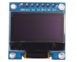 "0.96"" Inch I2C IIC SPI Serial 128X64 White OLED Display Module 0.96"" SSD1306 for Arduino"