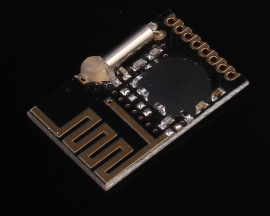 NRF24L01+ 2.4G Wireless Module 125Frequency Points Low Power Consumption