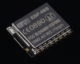 Serial Port To Wifi Module ESP-08S High Transmission Speed For Industrial Control