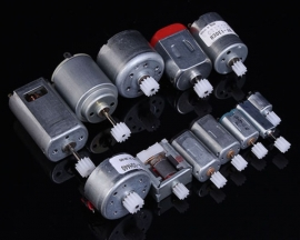 12 Kinds Motor Gear Kits DC Motor For DIY Model Accessories