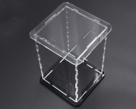 [B318]Cube Shell For 3D LightSquared 4x4x4 2*5*7MM LED Cube