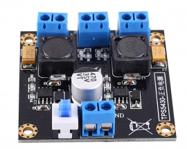 TPS5430 Positive Negative Dual Power Supply Module with Switching 12V Output