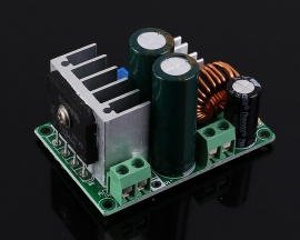 AC-DC DC-DC Step Down Power Supply Module 50W Buck Adjustable Voltage Converter AC 5V-22V DC 5V-35V to DC 3V-30V