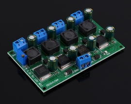 DC-DC Step Down Power Supply Module Buck Voltage Converter 4Bit 3.3V 5V 12V Adjustable Output