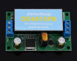 DC-DC Step UP Down Power Supply Module Boost Buck Voltage Converter Dual Output Isolated Module DIEN36PA 5V-33V to +/-15V for Amplifier