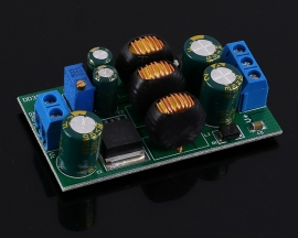 DC-DC Step UP Down Power Supply Module Adjustable 20W Boost Buck Voltage Converter Positive & Negative Dual Output 5V-24V to +/-3V-30V for Amplifier