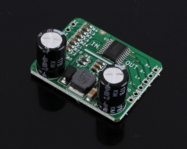 Differential Amplifier Board 5Wx2 Digital Class D Stereo Audio Power Amplifier HT8698 DC 3.3V 5V