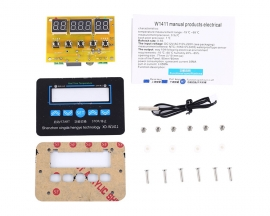 Temperature Controller Display Intelligent Electronic Temperature Control Thermostat Switch