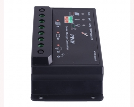 10A AMP PWM PV Solar Charge Controller 12Volt Solar Panel Battery RV Boat PWM Charging Controller