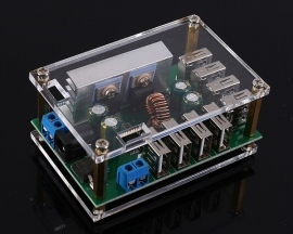 8-Channel USB Output Buck Converter 8USB DC-DC Step Down Power Supply Charging Module 5V 5A