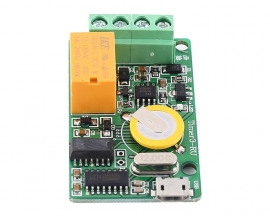 Low Power Consumption Synchronization Timer Output Alarm Delay Relay Module Scheduled Start