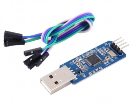 USB Downloader Bootloader for NRF5182 NRF51422 Wireless Bluetooth Module
