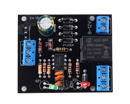 DC 12V Water Level Detection Sensor Module Liquid Level Controller For Pond Tank Water Level Detection