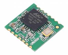 DC3.3V 88W8801 Wireless WIFI Transceiver Module SDIO 150Mbps 2.4GHz Transmitter & Receiver