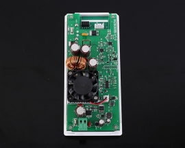 DC-DC 8A 480W Step Down Power Supply Module Buck Voltage Converter Programmable 2.4in TFT LCD Display
