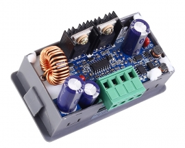 DC-DC 8A 250W 5A Step Down Power Supply Module Buck Voltage Converter Programmable 1.44in TFT LCD Display