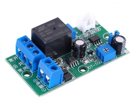DC 12V Light Control Delay Relay Module Automatic Delay Switch 35 Seconds Adjustable