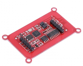 DC 3.3V 5V 6cm RFID Read Module 13.56MHz UART/RS232/RS485/IIC M1/S50 IC Card Reader Buzzer Contactless Controller