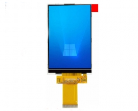 DC 3.3V 4.0inch TFT LCD Touch Display Screen 320*480 0.5mm 40Pin ST7796S Driver SPI Interface 320x480 Resolution