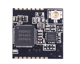NRF52832+PA Wireless Transceiver Module BLE5.0 ARM Cortex M4F MCU 512kB Transmitter Receiver Module