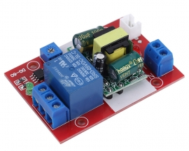 220V Raindrop Controller Relay Module Raindrop Sensor Module Leaf Surface Humidity Water Switch On
