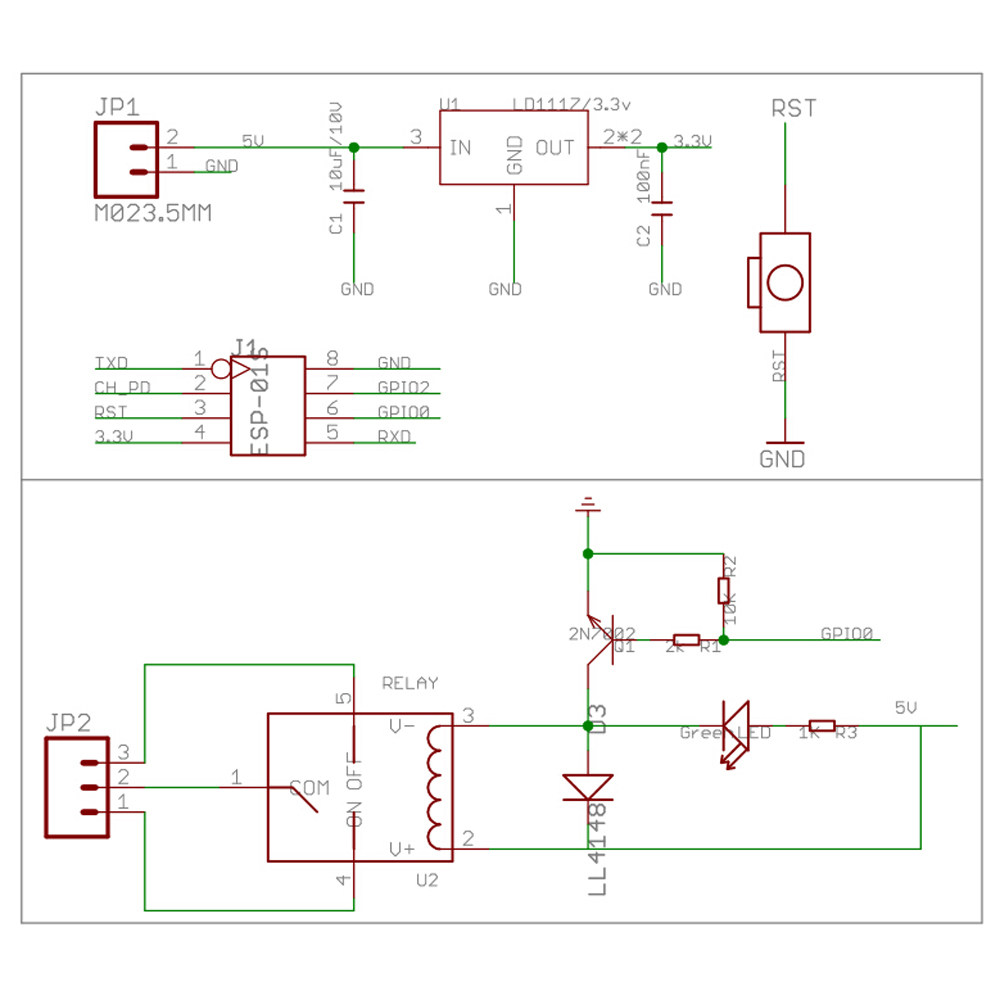 esp8266 dht11 temp humidity wifi module kit 12511 from. Black Bedroom Furniture Sets. Home Design Ideas